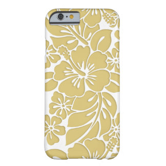 Hawaiian Island Style Barely There iPhone 6 Case