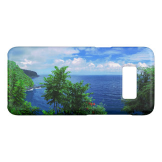 Hawaiian Island Tropical Paradise Case-Mate Samsung Galaxy S8 Case