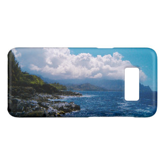 Hawaiian Island Tropical Storm Case-Mate Samsung Galaxy S8 Case