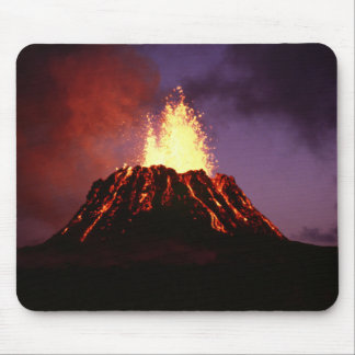 Hawaiian Islands Volcano Mouse Pad