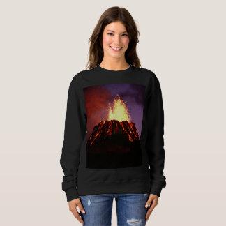 Hawaiian Islands Volcano Sweatshirt
