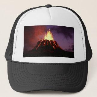 Hawaiian Islands Volcano Trucker Hat