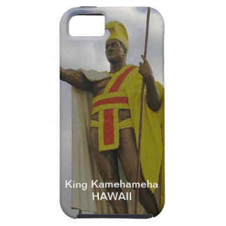 Hawaiian King kamehameha warrior Phone case