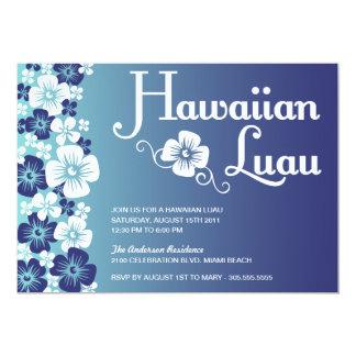 HAWAIIAN LUAU | PARTY INVITATIONS