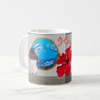 Hawaiian Music Tribute Coffee Mug