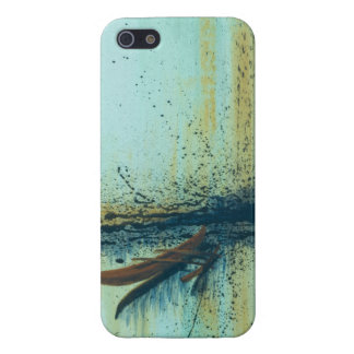 Hawaiian Outrigger in Storm Cover For iPhone 5/5S