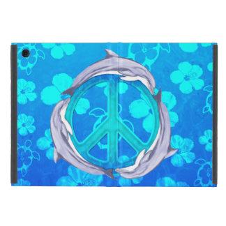 Hawaiian Peace Dolphins Case For iPad Mini