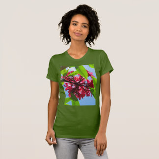 Hawaiian Plumeria T-Shirt