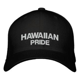 HAWAIIAN , PRIDE EMBROIDERED HAT