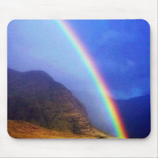 Hawaiian Rainbow Mousepad