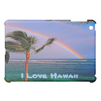 Hawaiian rainbow Speck Case Case For The iPad Mini
