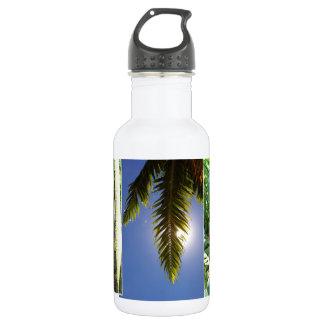 Hawaiian Scenes 532 Ml Water Bottle