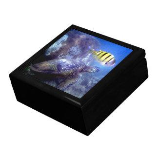 Hawaiian Sea Turtle Gift Box