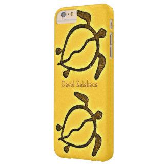 Hawaiian Sea Turtle Golden Honu Barely There iPhone 6 Plus Case