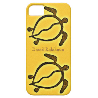 Hawaiian Sea Turtle  Golden Honu Case For The iPhone 5