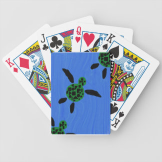 Hawaiian Sea Turtle Playing Cards