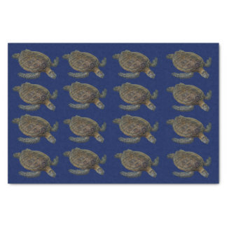 Hawaiian Sea Turtle Tissue Paper