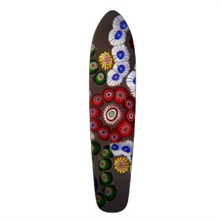 Hawaiian Shark Killer Custom Pro Long Board Skateboard