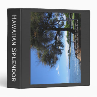 Hawaiian Splendor Binder