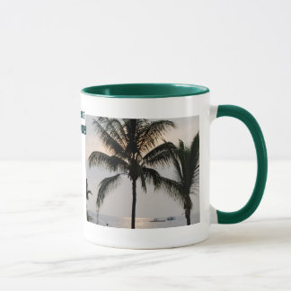 Hawaiian Statehood Mug
