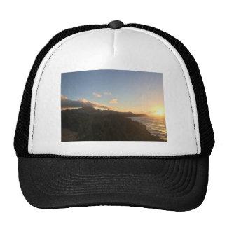 Hawaiian Sunrise Trucker Hat