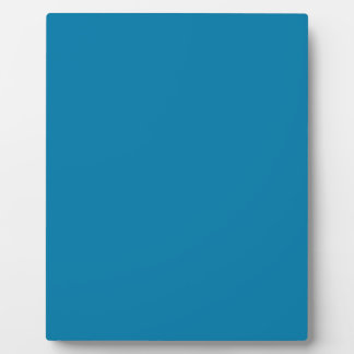 Hawaiian Surf Blue Color Plaque