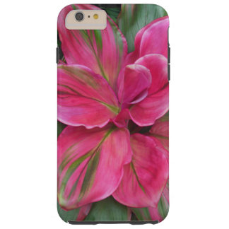 Hawaiian Ti Tough iPhone 6 Plus Case