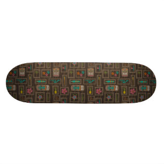 Hawaiian Tiki Board Skateboard