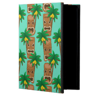 Hawaiian Tiki Repeat Pattern iPad Air Case