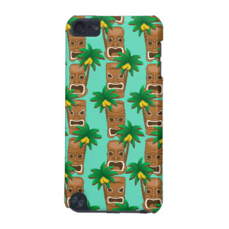 Hawaiian Tiki Repeat Pattern iPod Touch 5G Covers
