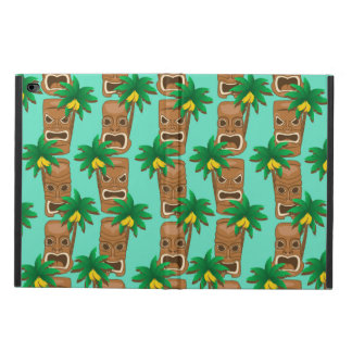 Hawaiian Tiki Repeat Pattern Powis iPad Air 2 Case