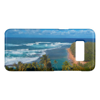 Hawaiian Tropical Island Case-Mate Samsung Galaxy S8 Case