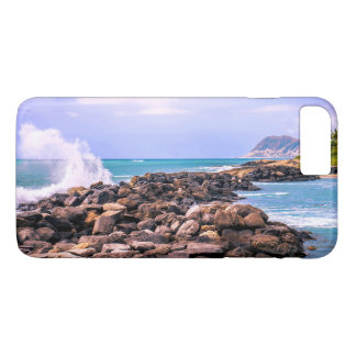 Hawaiian Tropical Island Splash iPhone 8 Plus/7 Plus Case