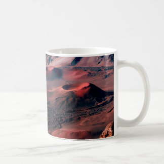 Hawaiian Volcano Crater Fields Coffee Mug