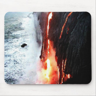 Hawaiian Volcano Mousepad