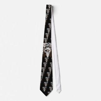 Hawaiian Warrior Tie
