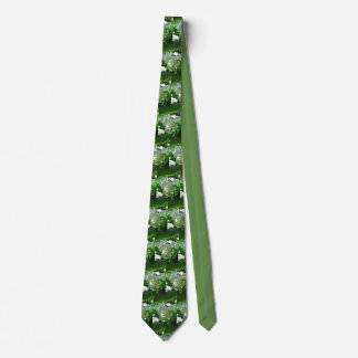 Hawaiian White Ginger Tie
