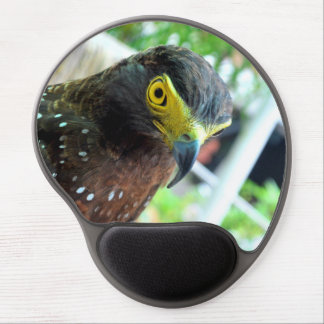 Hawk Bird Gel Mouse Pad