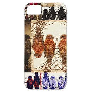 Hawk collage iPhone 5 case