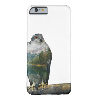 Hawk Double Exposure Barely There iPhone 6 Case