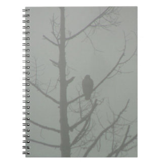 Hawk In The Mist Notebooks