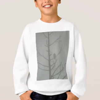 Hawk In The Mist Sweatshirt
