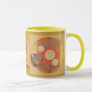 Hawk Medicine Mug