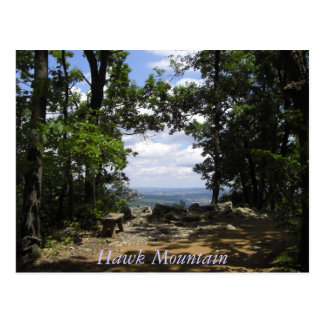 Hawk Mountain Postcard