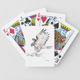 Hawk Poker Deck