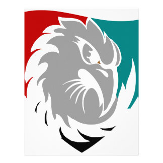 Hawk Security Protection Shield Letterhead