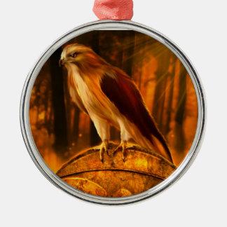 Hawk Spirit Ornament