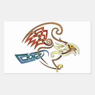 Hawk Sticker