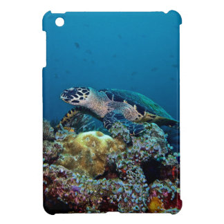 Hawkbill Turtle iPad Mini Cover