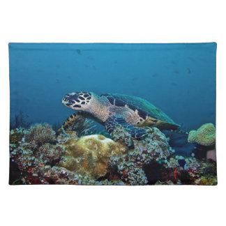 Hawkbill Turtle Placemat
